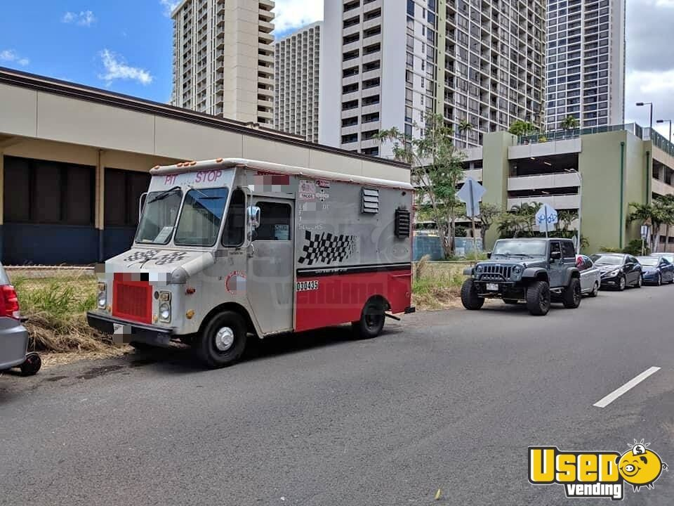 1974 G-series G30 Kitchen Food Truck All-purpose Food Truck Deep Freezer Hawaii for Sale - 3