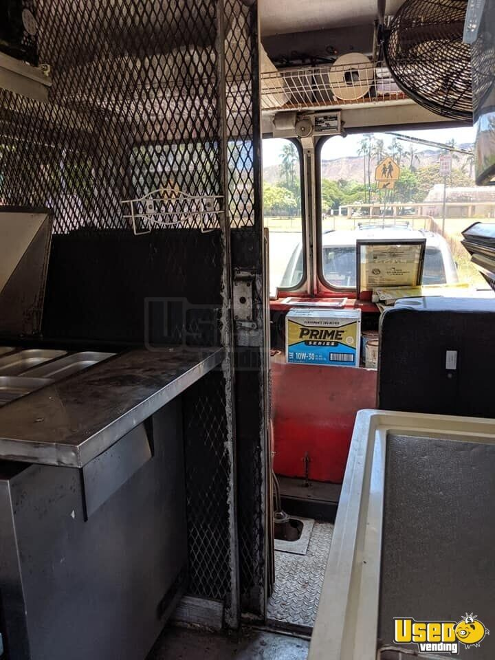 1974 G-series G30 Kitchen Food Truck All-purpose Food Truck Exhaust Fan Hawaii for Sale - 10