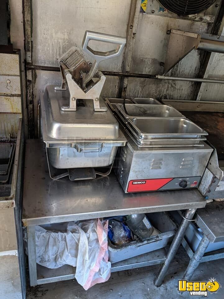 1974 G-series G30 Kitchen Food Truck All-purpose Food Truck Food Warmer Hawaii for Sale - 9