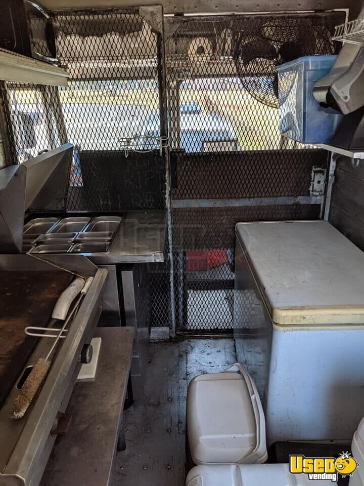 1974 G-series G30 Kitchen Food Truck All-purpose Food Truck Gray Water Tank Hawaii for Sale - 13