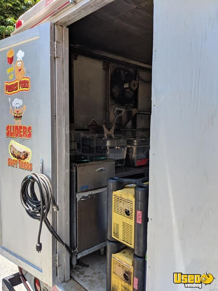 1974 G-series G30 Kitchen Food Truck All-purpose Food Truck Prep Station Cooler Hawaii for Sale - 5
