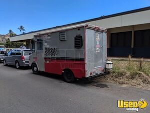 1974 G-series G30 Kitchen Food Truck All-purpose Food Truck Refrigerator Hawaii for Sale