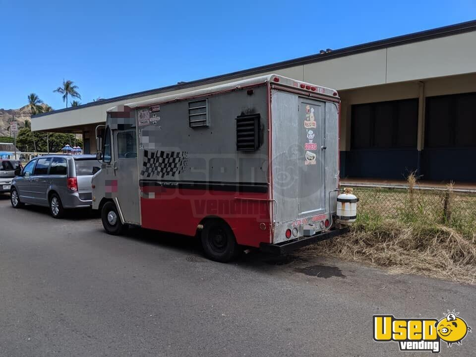 1974 G-series G30 Kitchen Food Truck All-purpose Food Truck Refrigerator Hawaii for Sale - 4