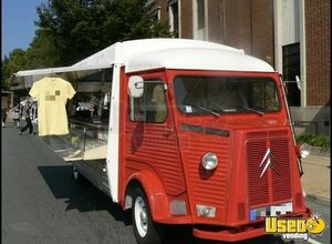 1974 Hy Van Lunch Serving Food Truck Lunch Serving Food Truck Cabinets Florida for Sale