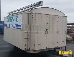1974 Retail/coffee Concession Trailer Beverage - Coffee Trailer Awning California for Sale