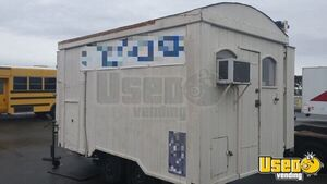 1974 Retail/coffee Concession Trailer Beverage - Coffee Trailer Cabinets California for Sale