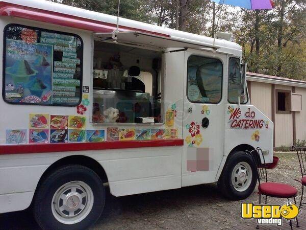 Chevy    Gmc Ice Cream Truck For Sale In Georgia