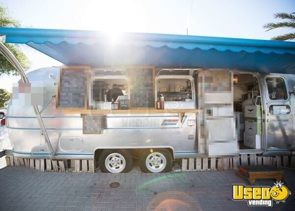 Airstream Food Concession Trailer For Sale In Florida