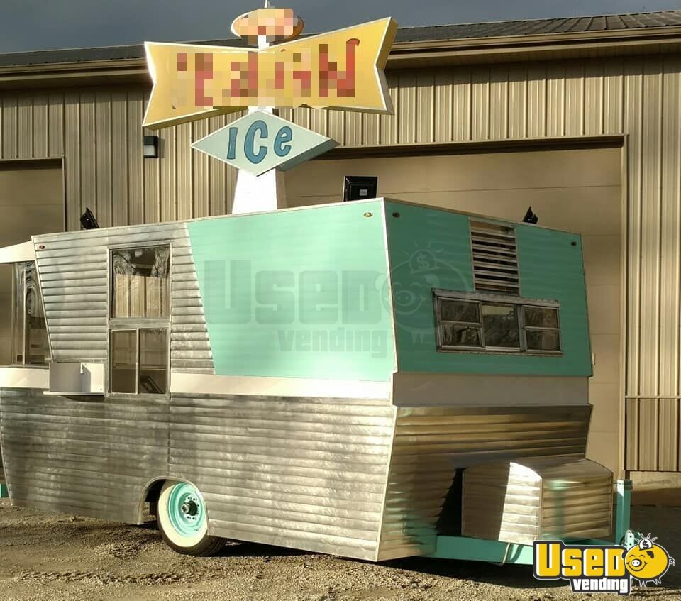 1975 Marauder All-purpose Food Trailer Air Conditioning Illinois for Sale - 2