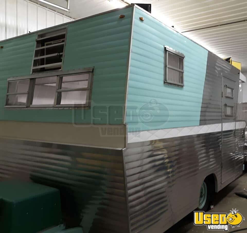 1975 Marauder All-purpose Food Trailer Cabinets Illinois for Sale - 6