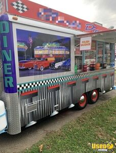 1975 Retro Food Concession Trailer Concession Trailer Concession Window Kentucky for Sale