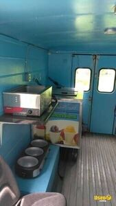 1975 Step Van Kitchen Food Truck All-purpose Food Truck Cabinets Missouri for Sale