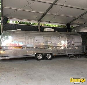 1976 Airstream Sovereign Beverage - Coffee Trailer Air Conditioning Florida for Sale