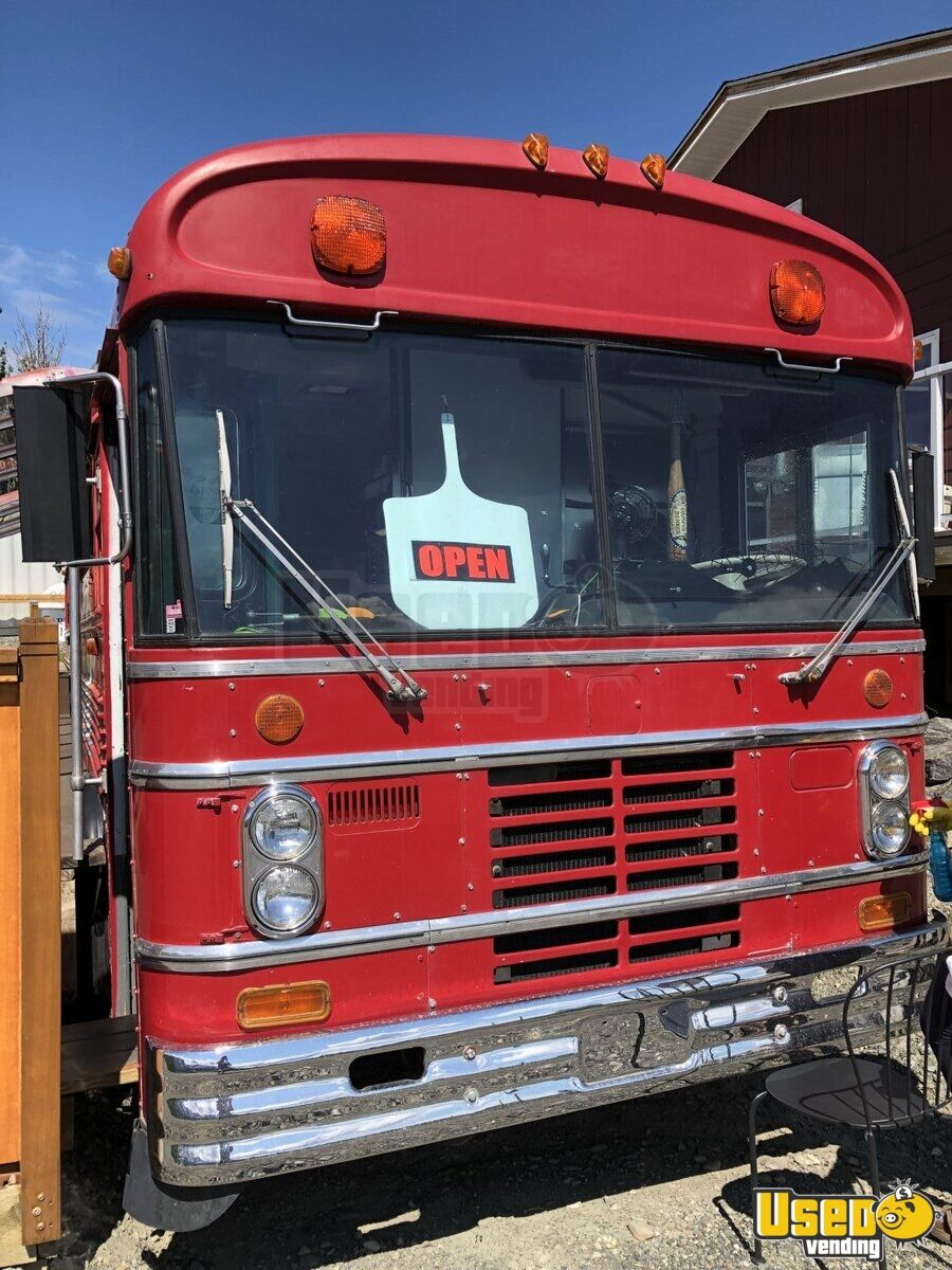 1976 Bluebird All-purpose Food Truck Cabinets Yukon Territory Gas Engine for Sale - 4