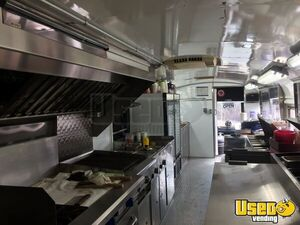 1976 Bluebird All-purpose Food Truck Microwave Yukon Territory Gas Engine for Sale