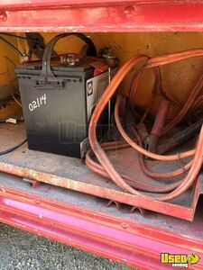 1976 Bluebird All-purpose Food Truck Shore Power Cord Yukon Territory Gas Engine for Sale