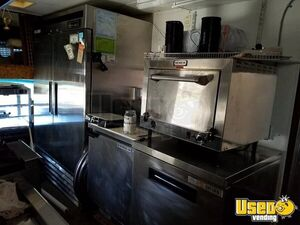 1977 Vintage Kitchen Food Truck All-purpose Food Truck Prep Station Cooler Washington for Sale