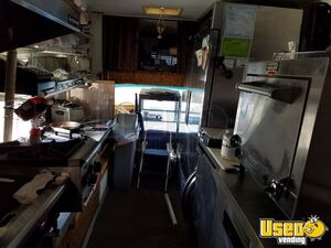 1977 Vintage Kitchen Food Truck All-purpose Food Truck Refrigerator Washington for Sale