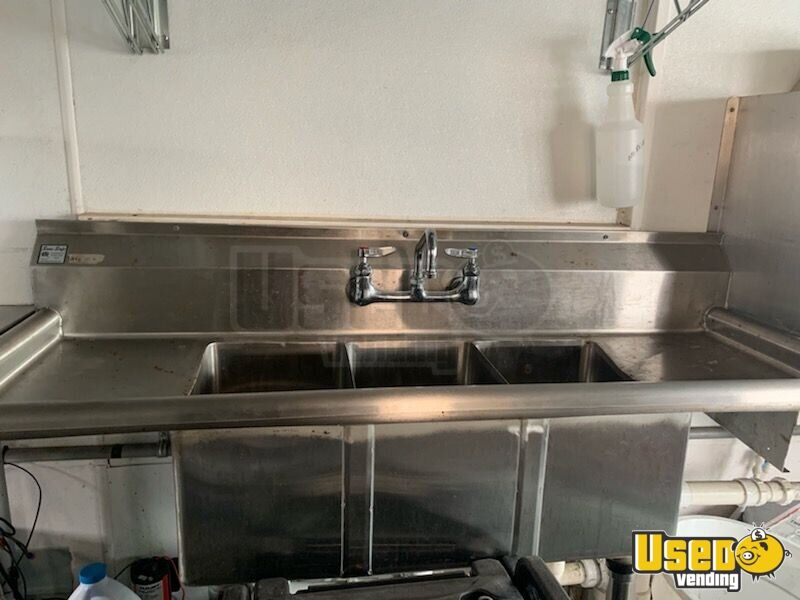 1978 Chevy P 30 All-purpose Food Truck Hand-washing Sink Missouri Gas Engine for Sale - 11