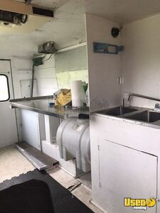 1978 Step Van All-purpose Food Truck All-purpose Food Truck Refrigerator North Carolina Gas Engine for Sale