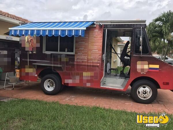 1979 Chevrolet All-purpose Food Truck Florida Gas Engine for Sale