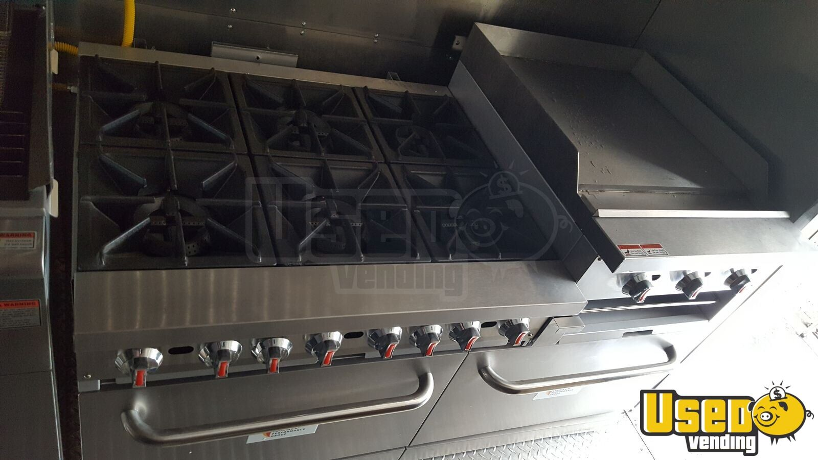 1979 Chevy P 30 All-purpose Food Truck Cabinets Michigan Diesel Engine for Sale - 4