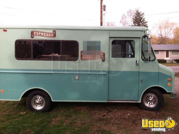 coffee truck for sale in montana buy coffee truck. Black Bedroom Furniture Sets. Home Design Ideas