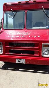 1979 Step Van Kitchen Food Truck All-purpose Food Truck Air Conditioning Texas Gas Engine for Sale