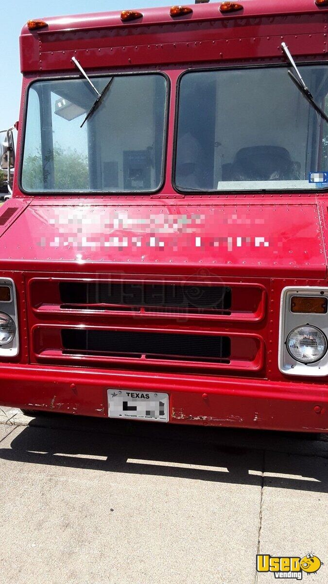 1979 Step Van Kitchen Food Truck All-purpose Food Truck Air Conditioning Texas Gas Engine for Sale - 2