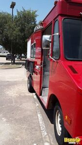 1979 Step Van Kitchen Food Truck All-purpose Food Truck Concession Window Texas Gas Engine for Sale