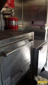 1979 Step Van Kitchen Food Truck All-purpose Food Truck Prep Station Cooler Texas Gas Engine for Sale