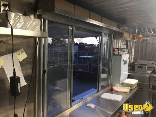 1980 Chevy P30 All-purpose Food Truck Deep Freezer Texas Gas Engine for Sale - 8