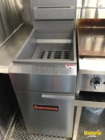 1980 Chevy P30 All-purpose Food Truck Prep Station Cooler Texas Gas Engine for Sale - 10
