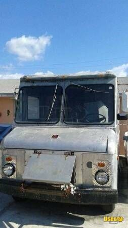 1980 Chevy P350 Food Truck Cabinets Florida for Sale - 3
