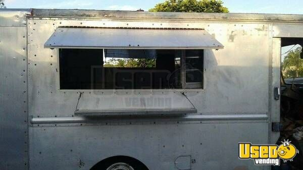 1980 Chevy P350 Food Truck Concession Window Florida for Sale - 2