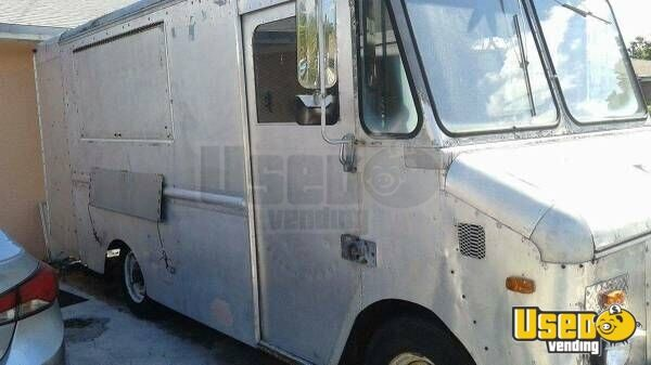 1980 Chevy P350 Food Truck Florida for Sale