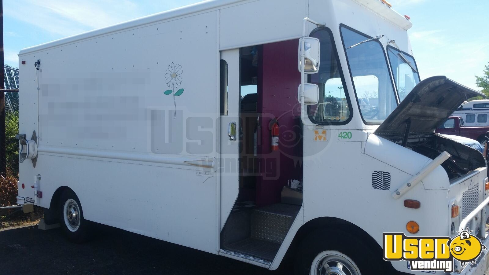 Chevy Food Truck   mobile kitchen for Sale in New Jersey