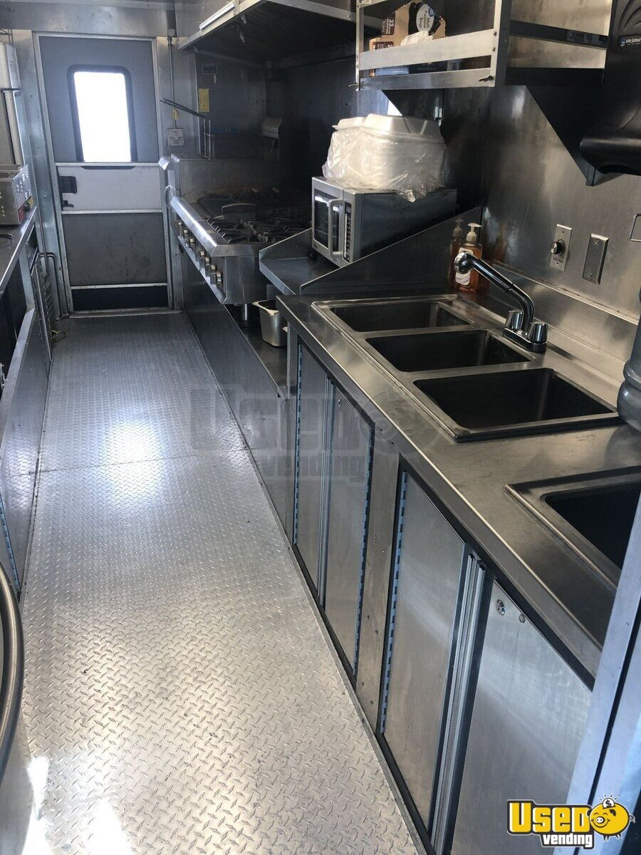 1981 Chevy All-purpose Food Truck Cabinets Florida for Sale - 3