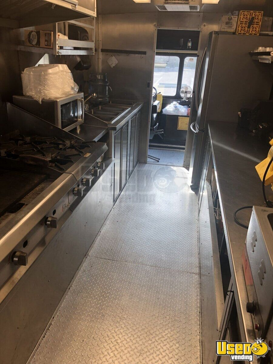 1981 Chevy All-purpose Food Truck Concession Window Florida for Sale - 2