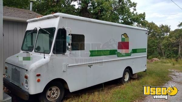 Chevy Step Van Truck for Conversion for Sale in Oklahoma!!!