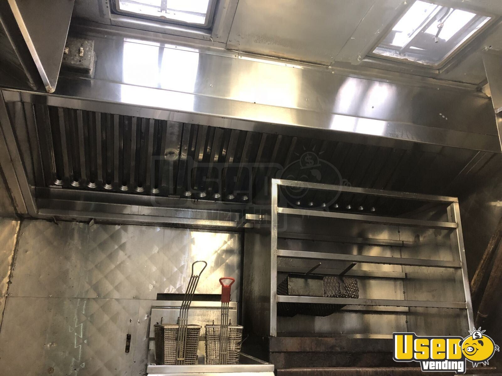 1981 Ford All-purpose Food Truck Exhaust Hood Texas Gas Engine for Sale - 12