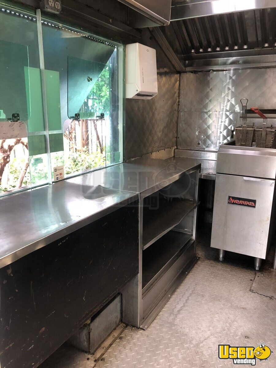 1981 Ford All-purpose Food Truck Exterior Customer Counter Texas Gas Engine for Sale - 4