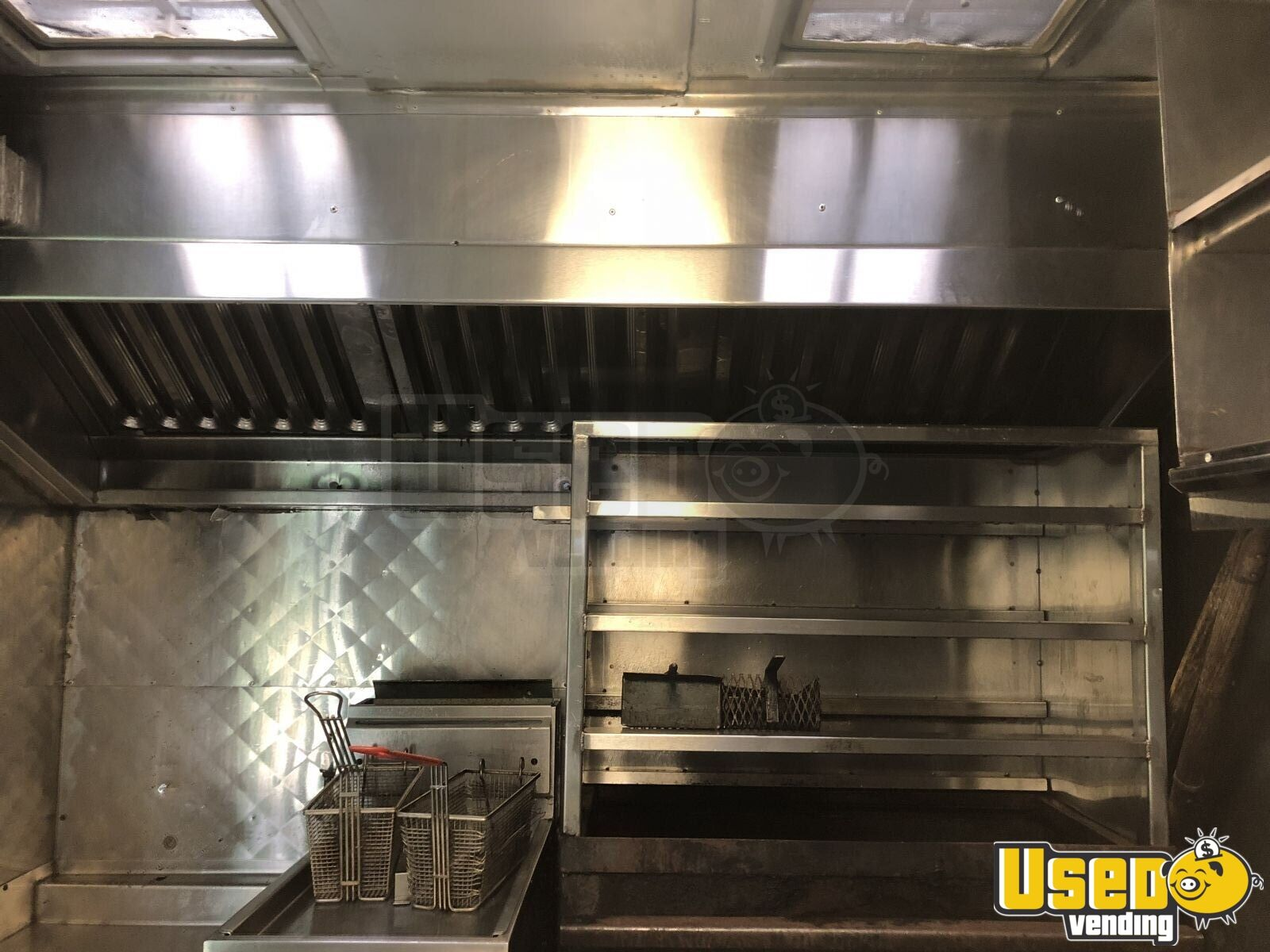 1981 Ford All-purpose Food Truck Fryer Texas Gas Engine for Sale - 11