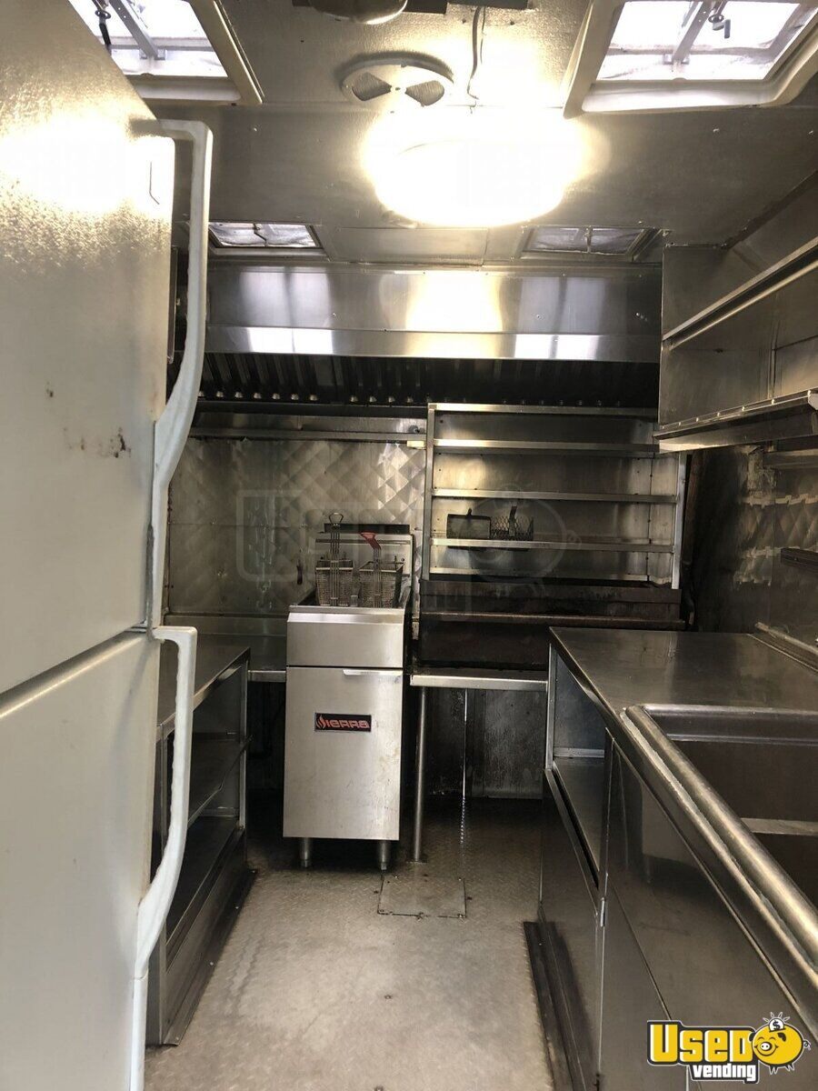 1981 Ford All-purpose Food Truck Stainless Steel Wall Covers Texas Gas Engine for Sale - 2