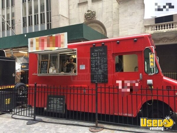 1981 Grumman/gmc P35 All-purpose Food Truck New York Gas Engine for Sale