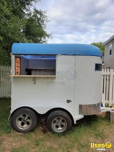 1982 2h Mobile Bar Trailer Beverage - Coffee Trailer North Carolina for Sale