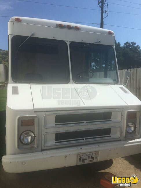 1982 Chevrolet Mobile Boutique Truck Virginia for Sale