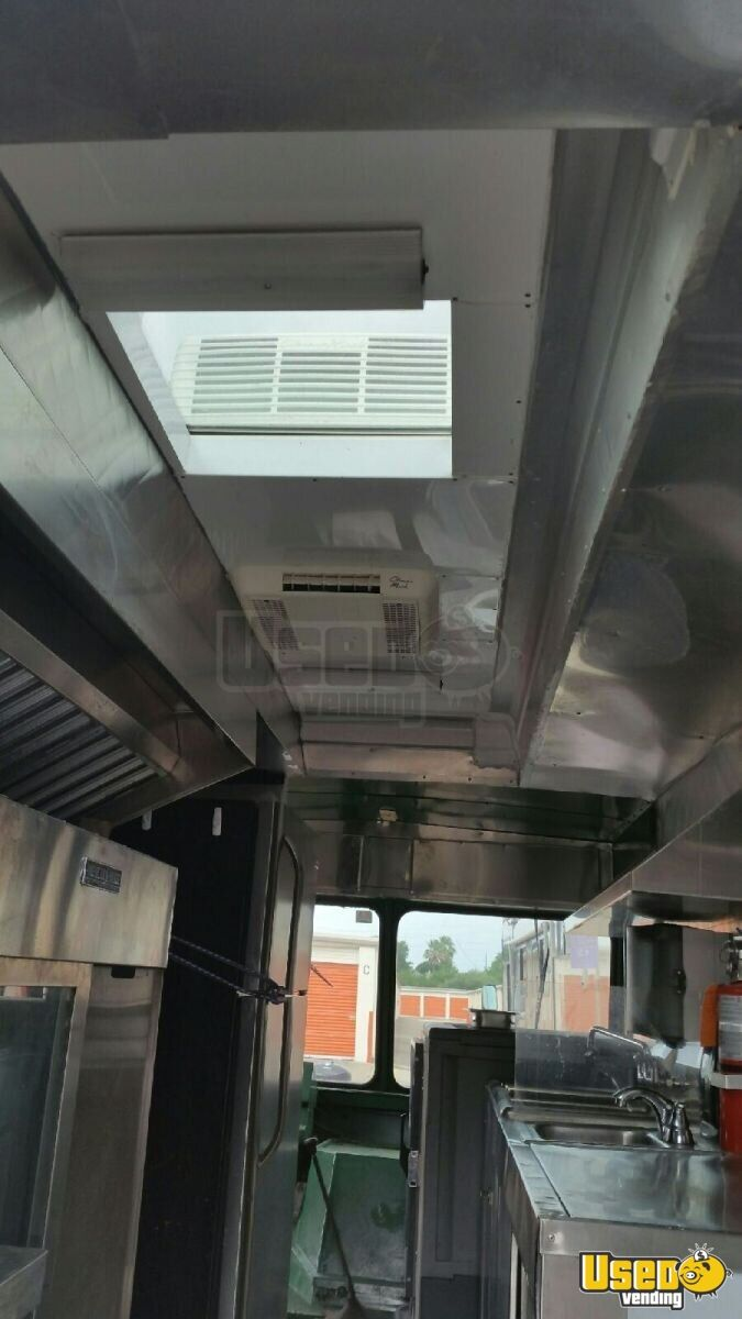 1982 Chevy All-purpose Food Truck Exhaust Hood Texas Gas Engine for Sale - 11