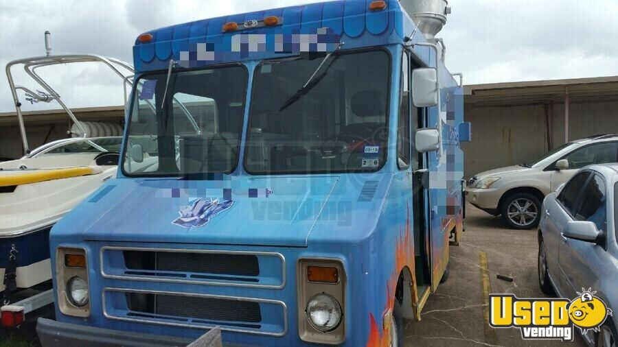 1982 Chevy All-purpose Food Truck Generator Texas Gas Engine for Sale - 6
