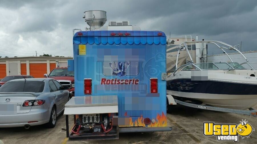 1982 Chevy All-purpose Food Truck Propane Tank Texas Gas Engine for Sale - 5